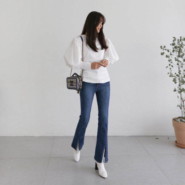 balance denim-pants