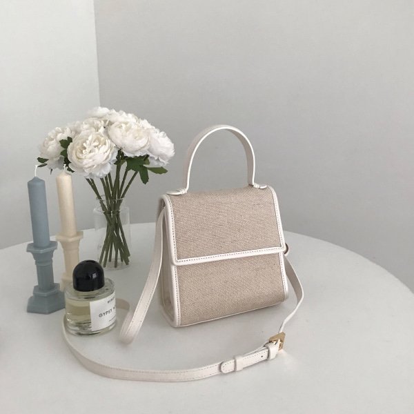 피팅 SALE quarter square-bag